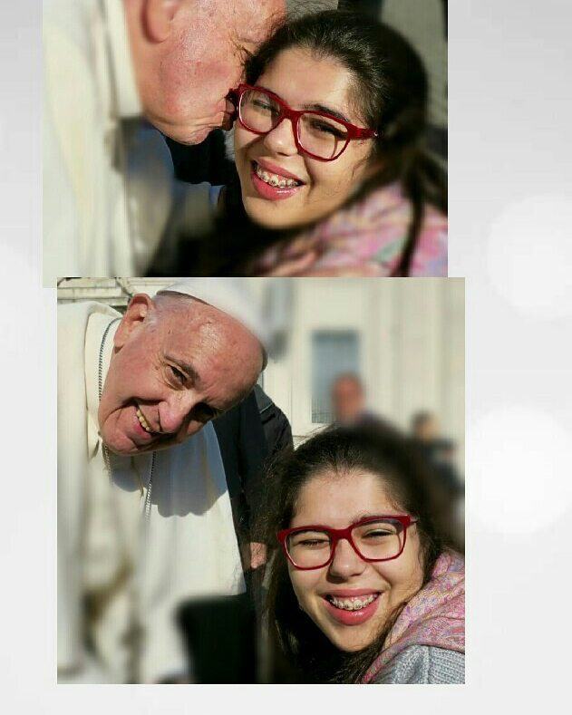 Quatro anos de papa Francisco-Aos olhos da Rita