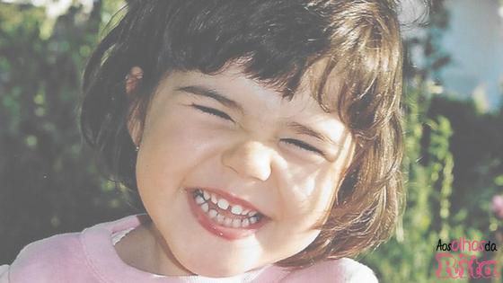 Este sorriso da Rita dava um filme…| Mário Augusto