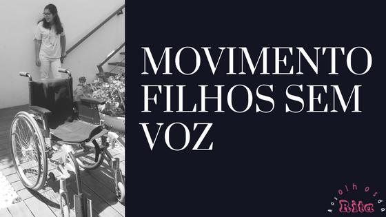 MOVIMENTO FILHOS SEM VOZ